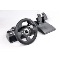 Buy cheap Big Digital / Analog Video Game Steering Wheel And Pedals product