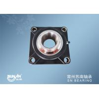 Buy cheap 4 Bolt Flange Bearing / Ball Bearing Unit For Chemical Machinery SUCFPL208 product