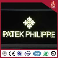 Buy cheap Huge size custom manufacture 3D moulding sound letter with led light in it;wholesale cheap product