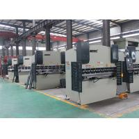 Buy cheap Heavy Duty Frame NC Press Brake Machine With Hybrid System High Performance product