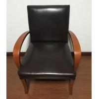Buy cheap solid beech wood dining chairs,desk chairs,leather chairWooden frame leather dining chair,desk chair CH-012 product