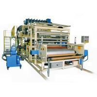 Buy cheap Automatic Stretch Film Extruder  3 5 Layer For PE Stretch Film / Cling Film product