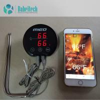 Buy cheap Mieo APP Controlled BBQ Thermometer with Touch Screen--OEM Maverick product