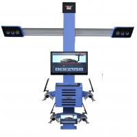 Buy cheap T75 4 Wheel Drive Wheel Alignment 3EXCEL High Accuracy 3D With Automatic Tracing product