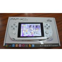 Buy cheap Top sale 4.3 inch video games stores item PAP-K4 product