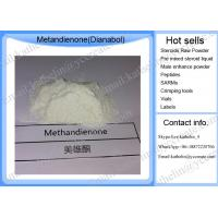 Buy cheap Hormone Steroid raw powder D-bol/Dianabol/Methandrostenolone 50mg/ml 80mg/ml oral steroid CAS 72-63-9 for Bodybuilding product