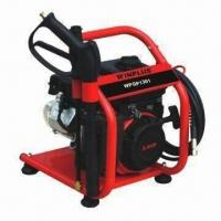 Buy cheap Gasoline Pressure Washer with 2.4HP Maximum Power and Rated Pressure of 9MPa product