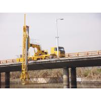Buy cheap Heavy Duty Bridge Inspection Equipment 8x4 , 22m Under Bridge Access Platforms product