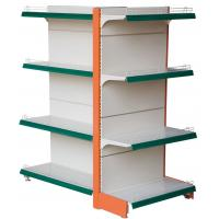 Buy cheap Eco Friendly Supermarket Display Shelving Supermarket Display Stands Corrosion Protection product