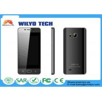 Buy cheap Touchscreen Quad Core Dual Sim Android Phone With 3.5 Inch Display product