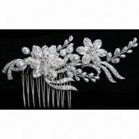 Buy cheap Bridal Headwear, New Style Everyday, Available in Various Designs and Sizes product