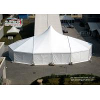Buy cheap High Peak Enclosed Canopy Tent Wedding Reception Rain Tents Outdoor Events product