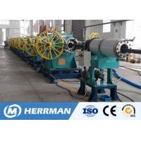 Buy cheap High Automation RTP Pipe Manufacturing Equipment , Glass Fiber Taping Machine product