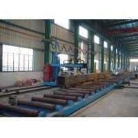 Buy cheap Steel Structure Manufacturing Equipment Box Beam Production Line product
