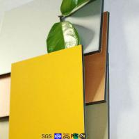 Buy cheap Good quality of nano-pvdf coating panel for sale product
