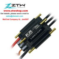 Buy cheap ZTW Seal 130A Boat ESC with 3A SBEC for RC boat product