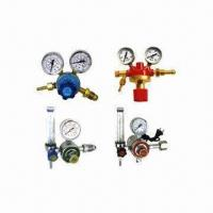 Buy cheap Gas Pressure Regulators, Suitable for Oxygen/Acetylene/Propane/Argon/CO product