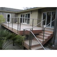 Buy cheap Railing Systems, Balcony Stainless Steel Railing Design product