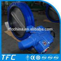 China electric butterfly valve wenzhou on sale