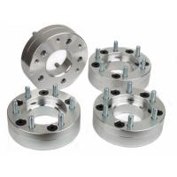 Quality Durable 6x135 Jeep Wheel Spacers Chrome Anodized 5x127 Mm Vehicle Bolt for sale