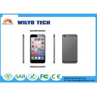 Buy cheap Grey W9R 5.5 Inch Android Phone Mt6580 Quad Core 3g Dual Sim 8.3mm Thick product