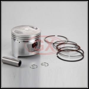 Motorcycle Piston Kits CG150 With Piston Piston Rings Pin and Spring OEM Quality Aluminium alloy 150cc Cylinder Piston