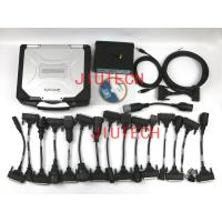 Buy cheap Universial Heavy Duty Truck Diagnostic Scanner  Test Full Set with CF30 laptop tool product