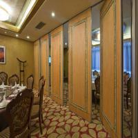 China Elegance Acoustic Room Partitions With Concealed Or Exposed Panel Edge Profiles on sale