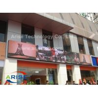 Buy cheap LED banner outdoor Full Color/LED Banner Displays P10/P13.33/P16/P20 product