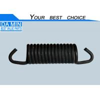 Buy cheap Exhaust Pipe Springs ISUZU Fvr Parts Black 1095832980 0.15 KG Net Weight product
