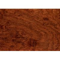 China Train Square Edge Wood Flooring Crash - Resistant Good Sound Absorption on sale