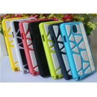 China Customize Samsung Note 3 Protection Case Cover , Leather Mobile Phone Cases on sale