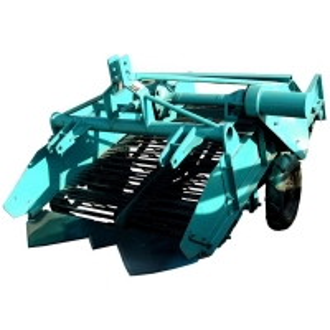 China 6.7km/H 1600mm Cassava Harvesting Machine on sale