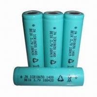 Buy cheap Lithium-ion Batteries with 3.7V Normal Voltage and 750mAh Capacity product