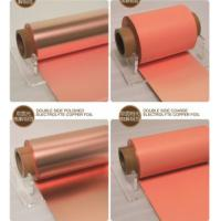 Buy cheap 1 OZ Electrolytic Copper Foil For MCCL CCL High Temperature SGS Approval product