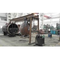 Buy cheap Custom Horizontal Pressure Leaf Filter For Pharmaceuticals / Petrochemicals product