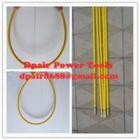 Buy cheap Powered Duct Rod Pusher,Cable snakes tape ,Fiberglass Wire Pusher product