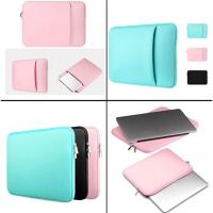 Buy cheap Casual Neoprene Laptop Sleeve BagRusable Zipper Closure For Apple Ipad MacBook product