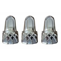 Buy cheap PP Or ABS  Material Funeral  Coffin Decorative Coffin Parts  With Steel Bars product