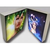 China High Power Frameless LED Light Box Panels Flexible Graphic Silicon Edge on sale