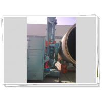 Buy cheap Heavy Duty Wind Tower Shot Blasting Used Rotator With Motorized Trolley from wholesalers