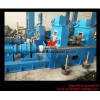 Buy cheap High Speed Straightening / Leveling H Beam Equipment 6.5m/min In H Beam Production Line product
