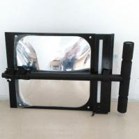 Buy cheap ABNM UVSS-V5 under vehicle security inspection mirror with foldable rod product