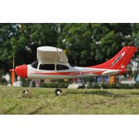 Buy cheap 2.4Ghz 4 Channel Remote Control High Quality Cessna EPO Brushless RC Planes For Begginer product
