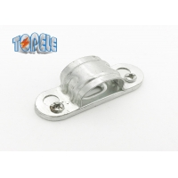 Buy cheap BS4568 / BS31 20mm / 25mm / 32mm Steel Conduit Fittings Space Bar Saddle product