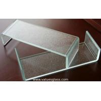 Buy cheap 262(W)X60(H)X7(T)Mm U Shaped Glass Easy Installation For Building Materials product