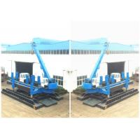 Buy cheap 150T Full Hydraulic Piling Machine With No Noise And Vibration For Great Future Development product