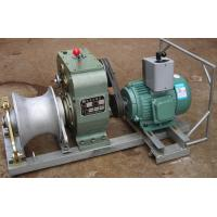 China Electric Powered Winches,cable puller,Cable Drum Winch,Cable pulling winch on sale