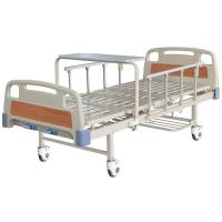 China Medical Manual Hospital Bed  wholesale
