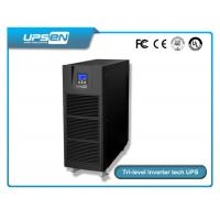 China 220vac High Efficency Uninterrupted Power Supply UPS With Wide Input Voltage Range wholesale